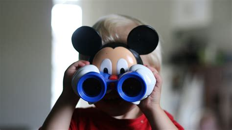 Stop Mickey Mouse from Spying On Your Kids