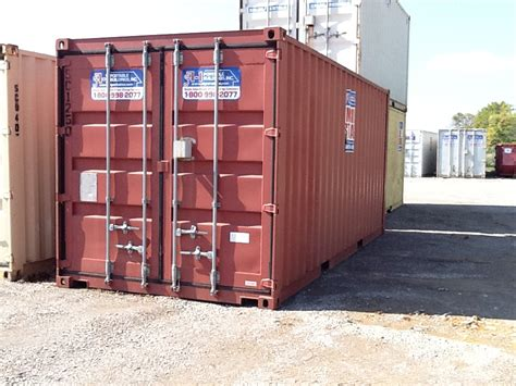 Storage Containers A1 Portables