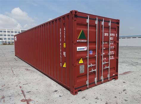 Storage shipping containers CONEX Sea Freight