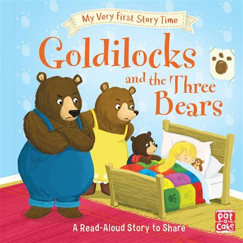 Story Time Goldilocks And The Three Bears