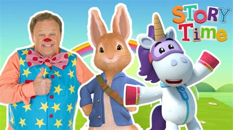 Story Time Stories for kids CBeebies BBC