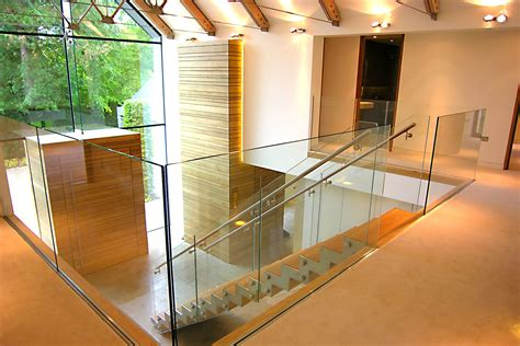 Straight Staircase Design and Manufacture from Demax UK