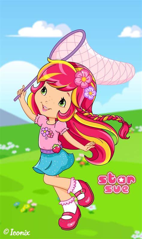 Strawberry Shortcake Dress Up Games StarSue Net