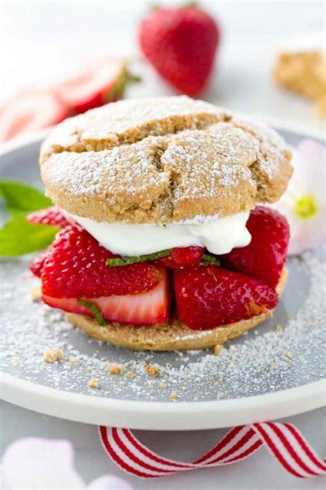 Strawberry Shortcake Recipe Jessica Gavin