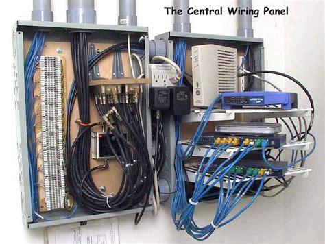Structured Wiring How To wire your own home network