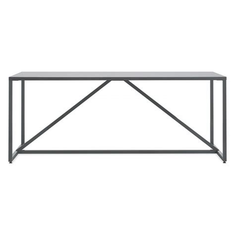 Strut Large Table Modern Rectangular Dining Table Blu Dot