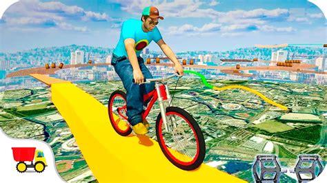 Stunt Games BMX Bike Games