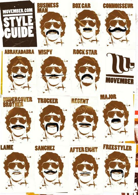 Style Guide American Mustache Institute