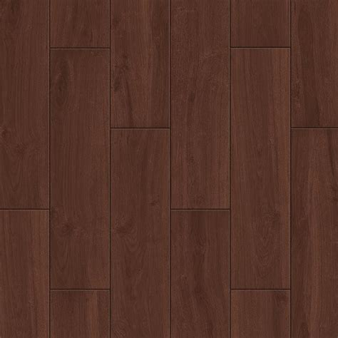 Style Selections Serso Black Walnut Porcelain Floor and