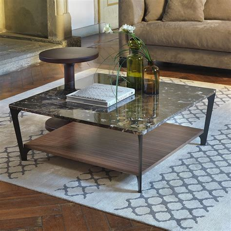 Stylish SCS Black Marble Coffee Table Sale UK Tables in
