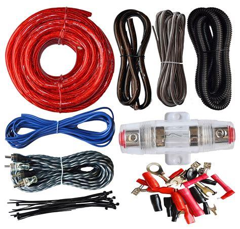 Sub Amp Wiring Kit