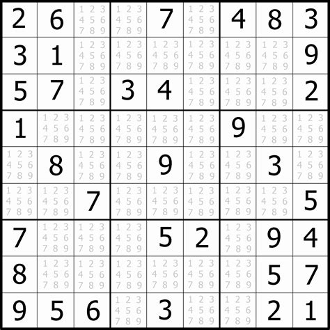 Sudoku For Kids Puzzle Games Online
