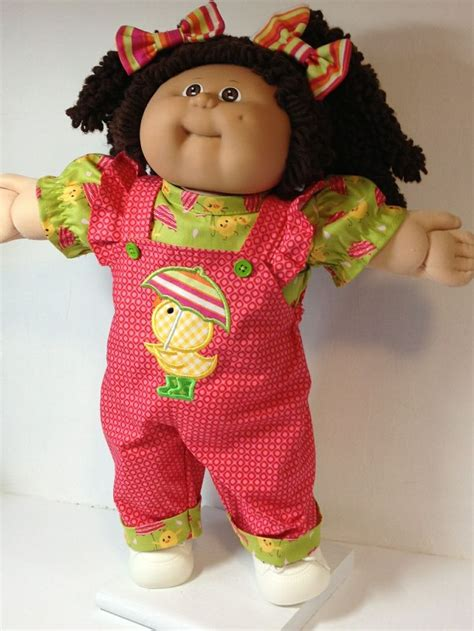 Sue s Crochet Designs American Girl Doll Cabbage Patch