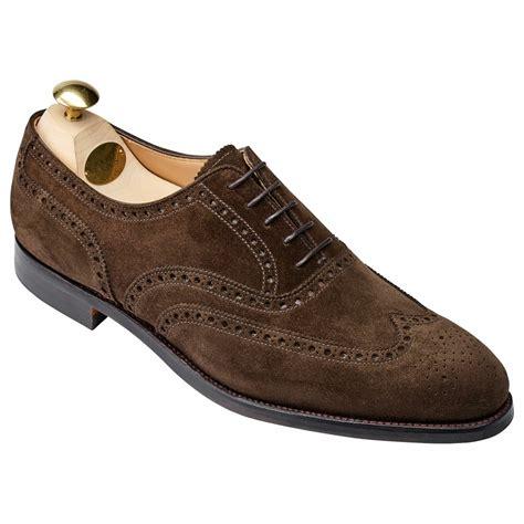 Suede Crockett Jones Shoes for Men eBay
