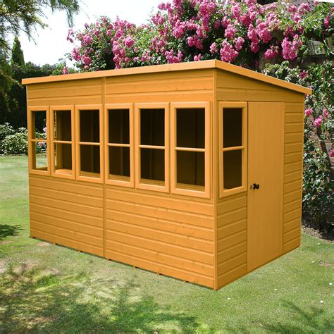 Summerhouses Potting Shed Timber Buildings W S