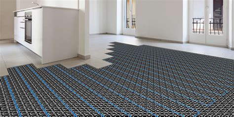 SunTouch Radiant Floor Heating Snow Melting Systems