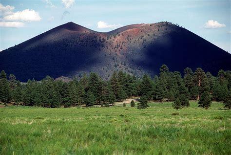 Sunset Crater Volcano National Monument Flagstaff Arizona
