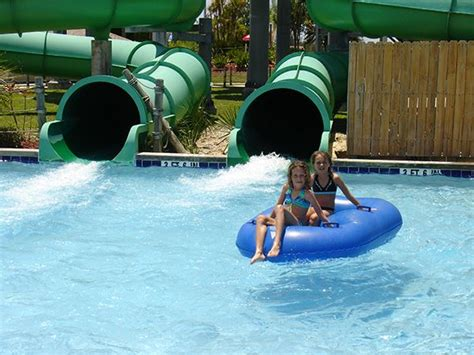 Sunsplash Family Waterpark The Coolest Place To Be