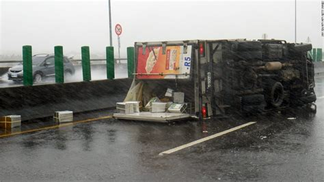 Super Typhoon Meranti targets Taiwan mainland China CNN