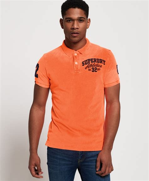 Superdry Mens Polo Shirts