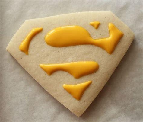 Superman Cookies The Sweet Adventures of Sugar Belle