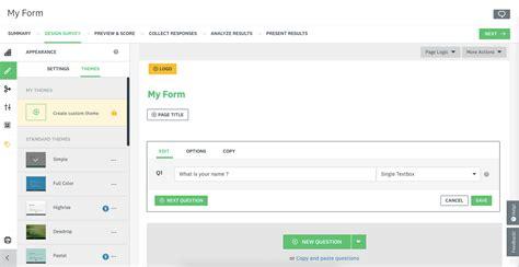 SurveyMonkey Free online survey software and