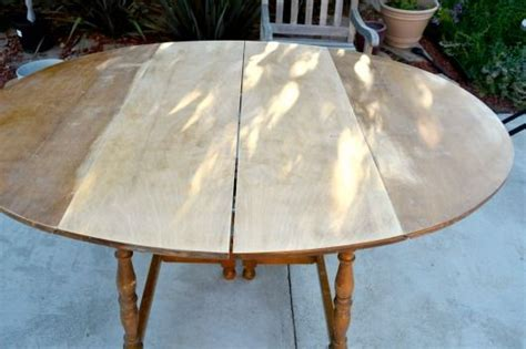 Sweetie Pie Style Dining Table Before After How to
