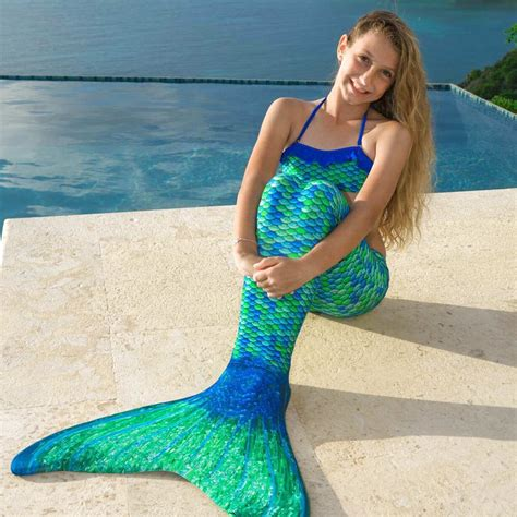 Swimmable Mermaid Tails Planet Mermaid UK