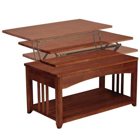 Swing Up Coffee Table Walnut Direcsource Ltd D32 0002
