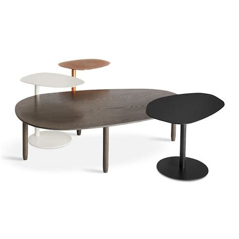 Swole Small Table Small Side Table Blu Dot