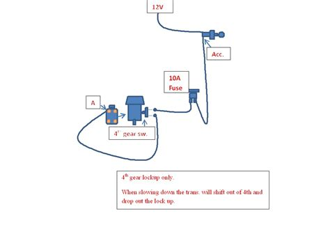 700r4 lockup kit wiring diagram images tcc lockup wiring tci 700r4 2004r universal transmission lock up kit