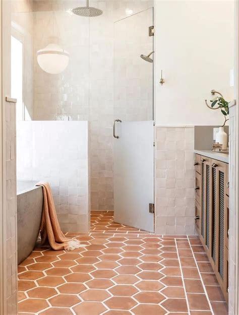 TERRACOTTA TILES FLOOR TILES bathroom tiles
