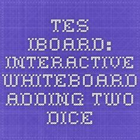 TES iboard Interactive Whiteboard Goldilocks and the