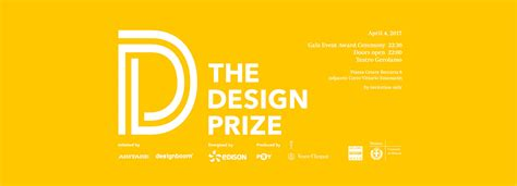 THE DESIGN PRIZE report from the award ceremony in milan