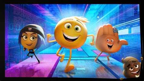 THE EMOJI MOVIE review and rating 2017 Herald Sun