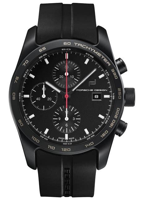 TIMEPIECES Porsche Design watches