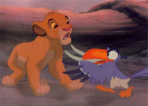 TLK Script HTML 3 0 Version The Lion King WWW Archive