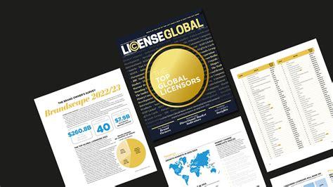 TOP 100 Licensors License Global