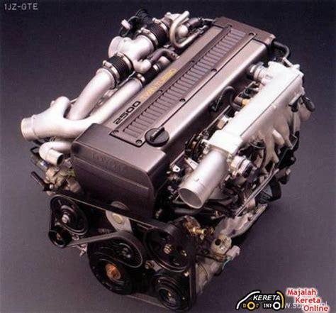 TOYOTA ENGINE GUIDE 2E 4E 4AGE 4AGZE 1JZ GTE 2JZ GTE