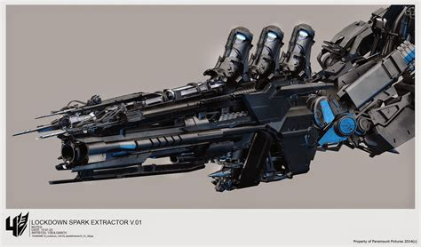 TRANSFORMERS 4 Age Of Extinction Lockdown s Weapon CG