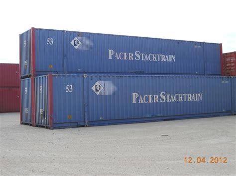 TSI CONTAINERS sells new and used storage containers