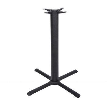Table Bases Arched or Straight X Shaped Bases For Added
