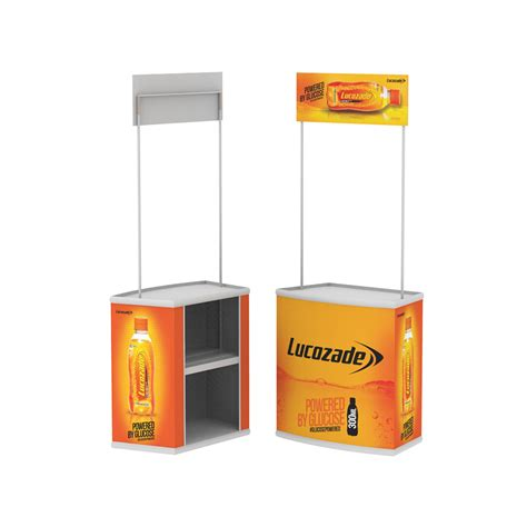 Table Booth Counter DISPLAY SYSTEM SUPPLIER