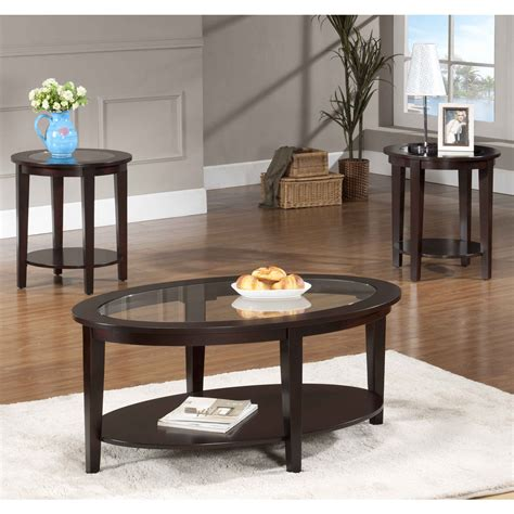 Table Sets Coffee Sofa End Tables Overstock