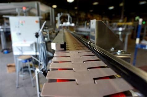 Table Top Chain Conveyor Dyco Inc