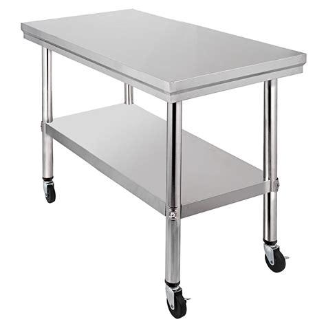 Table on Wheels eBay