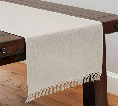 Tablecloths Table Runners Pottery Barn