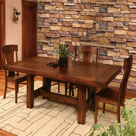 Tables for 14 or more Amish Extension Dining Tables