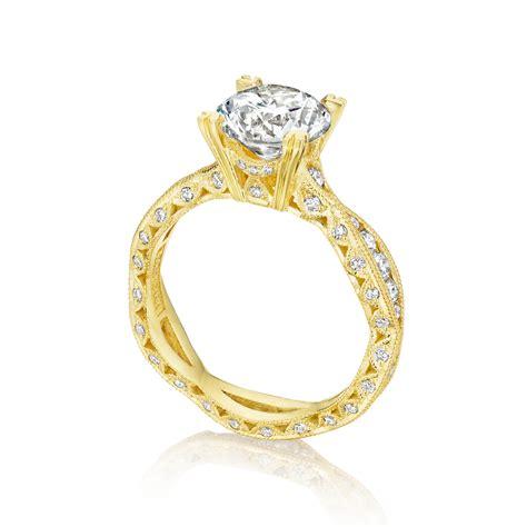 Tacori Designer Diamond Engagement Rings, Wedding Rings