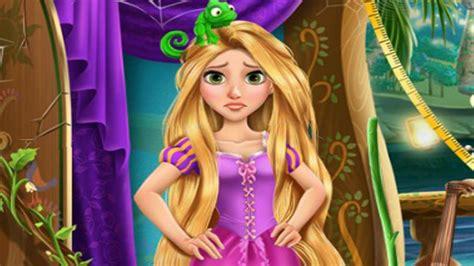 Tangled Rapunzel Girl Games